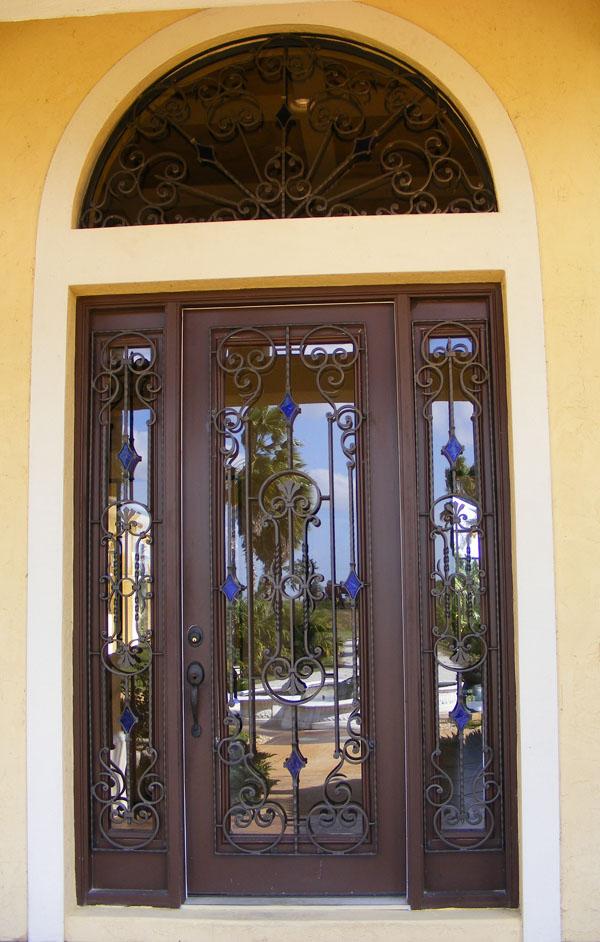 Door Grills Design on Exterior Grill Design id=95002